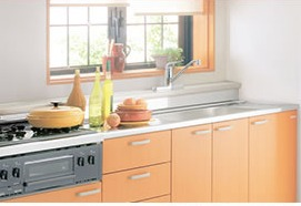 キッチンの水漏れ・修理