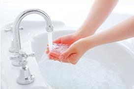 洗面所の水漏れ・修理